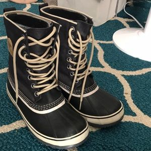 Sorel 1964 Canvas Boots